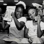 Public School Students Read Books about Kwanzaa (Dallas, TX)