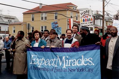 A Partnership of Faith March (Bronx, NY)