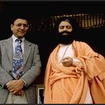 Swami Chidananda and Sashi Patel (Pittsburgh, PA)