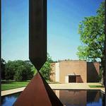 """Barnett Newman's """"Broken Obelisk"""" (Houston, TX)"""
