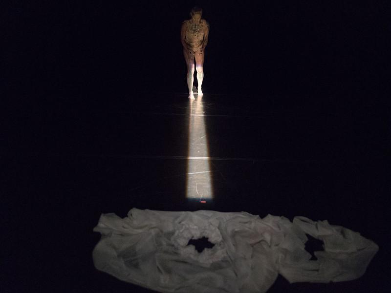 Tatiana Damasceno, Fé no corpo ou corpo na fé? Encuentro 2019, CDMX, Mexico. Photo: Hemi.