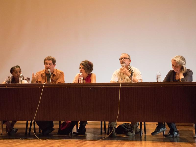 The Political Lives of Humor. Encuentro 2019, CDMX, Mexico. Photo/Foto: Julio Pantoja.