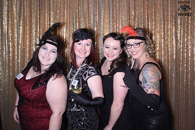 End of Year Celebration 2018 Photo Booth