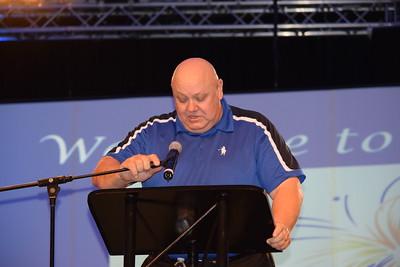 Superintendent Randy Moczygemba