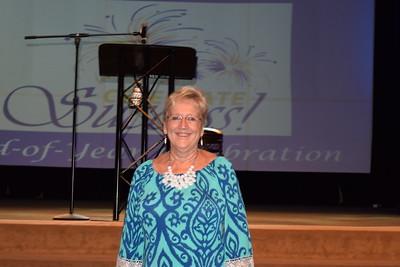 NBISD 45 Year Service Award Recipient