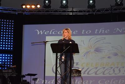 Theressa Engel, Elementary Teacher of the Year