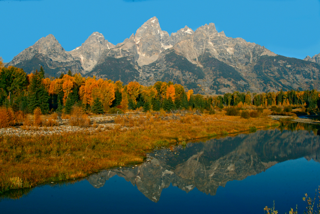 Honorable Mention<br /> Teton AM<br /> Janet Bigalke