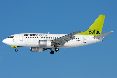 Being retired by 2017, replaced with new Bombardier CS300s