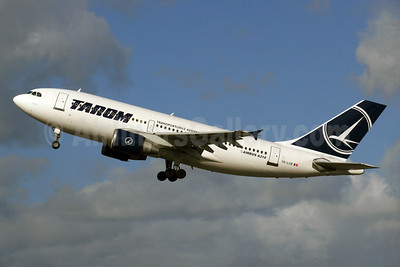 TAROM is planning to retire the last Airbus A310 on October 29, 2016