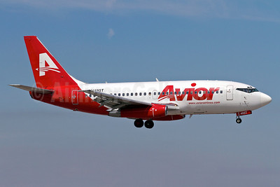 Boeing 737-200s are gradually being replaced with newer 737-400s