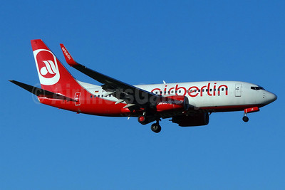 All Airberlin-owned Boeing 737s to be gone by end of 2016