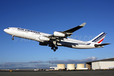 The last Airbus A340-300 to be retired in 2017