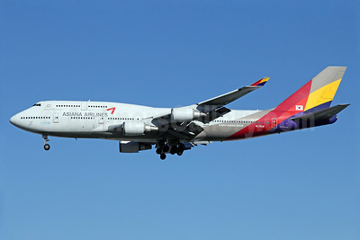 Passenger version being retired by Asiana, down to one aircraft (HL7428)