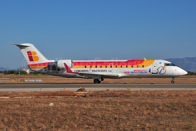 CRJ200s gradually are being retired