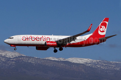 All Airberlin Boeing 737s retired by end of 2016