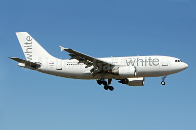 The last White Airways Airbus A310 (CS-TQV) retired in May 2016