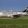 Last Boeing 737-200 revenue flight (WJ8501, Las Vegas - Calgary) operated on January 8, 2006