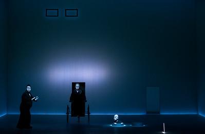 ENDGAME by Samuel Beckett - Directed by Robert Wilson - Berliner Ensemble, 2016