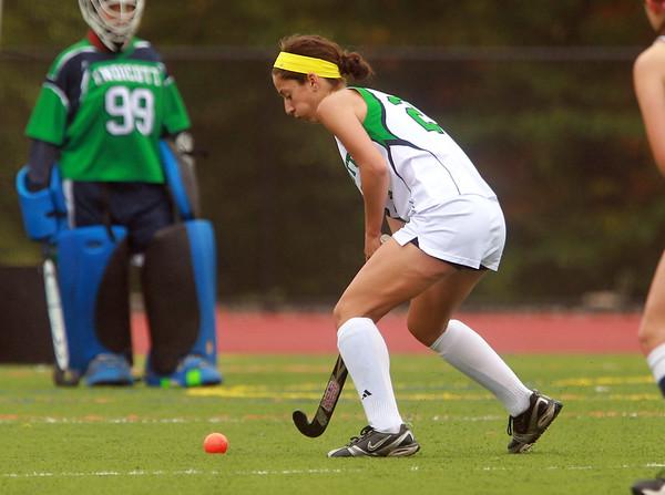 Senior Defense/Midfielder Jessica Linden #23