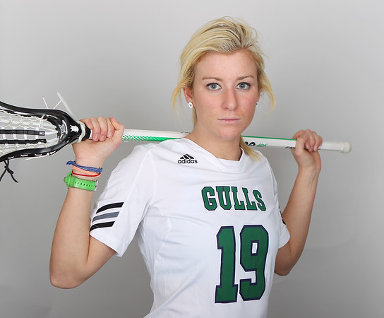 Senior Captain Midfielder Ellie Clayman #19