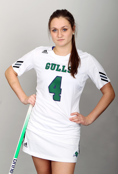 Junior Defense Brenna Shannon #4