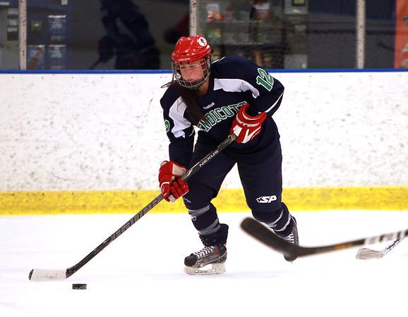 Freshman Forward Alyson Alissi #12