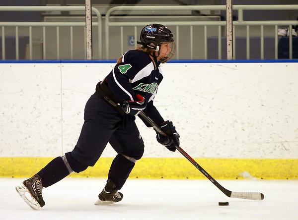 Freshman Defense Erica Guider #4