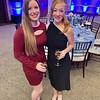 Danielle Wilson of Temple, N.H., and Leslie Cregg-Hyder of Pelham