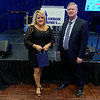 Stephanie Tully of Dunstable and Harbor Homes President and CEO Peter Kelleher of Lexington