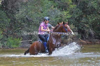 Saturday 50s & 75s Creek Crossing