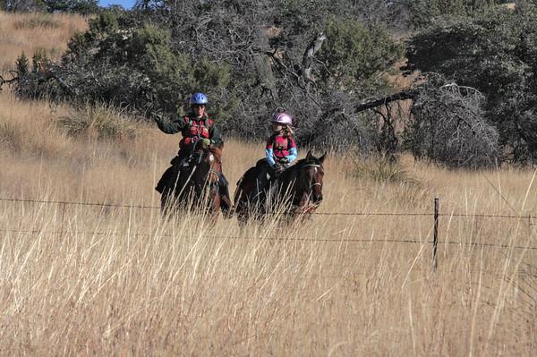Las Cienegas Pioneer Endurance Ride 2008 - Day 2 - 55-mile and LD