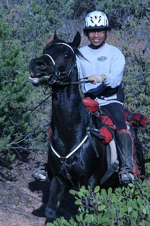 Mt. Carmel Multi-Day Endurance Ride Proofs