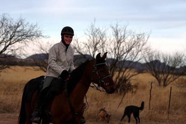 Old Pueblo Endurance Ride Day 3, March 8, 2009