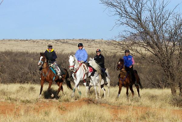 Old Pueblo Pioneer Endurance Ride Day 1