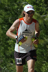 2010 WS100 winner and current record holder Geoff Roes.