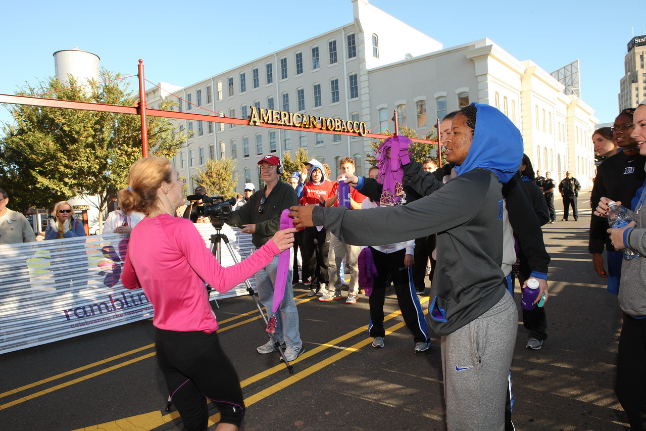 Ramblin Rose Event<br /> Duke Cancer Center<br /> October 21, 2012