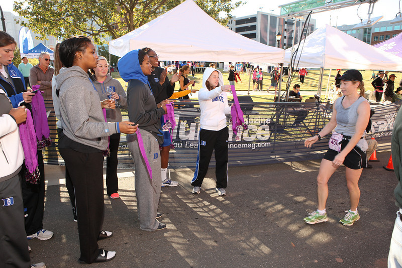Ramblin Rose Event<br /> Duke Cancer Center<br /> October 21, 2012