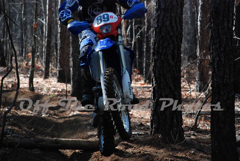 Beware the Headless Dirt Rider