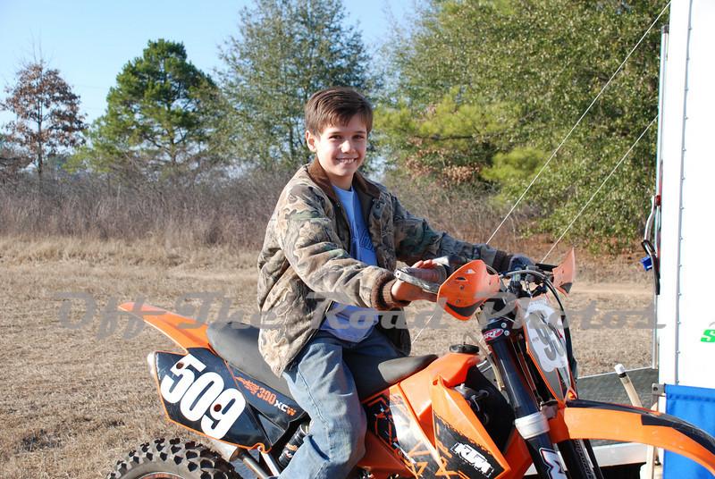 Robert Jr. Future Dirt Pilot