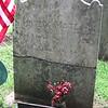 Matlack's original gravestone