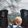 Cemetery in Russian Village Evacuated after Chernobyl Disaster