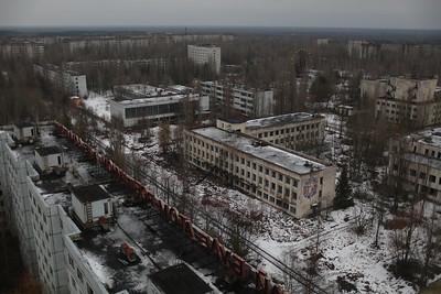 30 aniversario Chernóbil