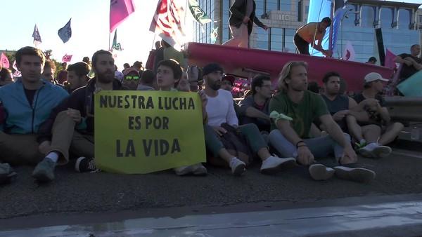 7-O Rebelión climática. Vídeo editado redes