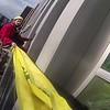 Vídeo brutos gopros escaladores