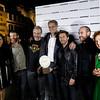 Acto de entrega del premio Lurra de Greenpeace