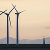 Wind Energy Farm in Colorado