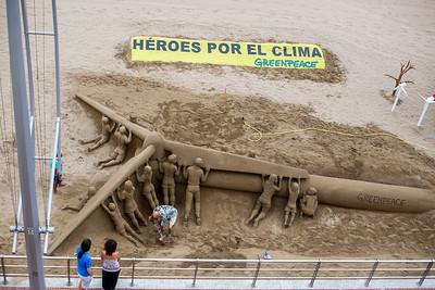 Día de acción global Canarias 100% renovable