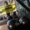 Acción Break Free Endesa Madrid