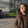 Declaraciones de Tatiana Nuño, responsable de la campaña de cambio climático de Greenpeace España