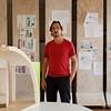 Iñaki, es uno de los héroes anónimos por el clima de Greenpeace